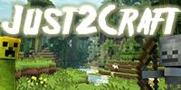 PLAY.JUST2CRAFT.FR - SkyBlock - Survival - Créatif - PvP/Factions