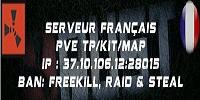 [FR] PVE_Team CW_|Home|TP|Kit|XPx2|RAD