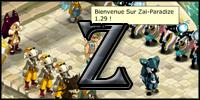 Zai Paradize 1.29 - All classes debugs - Recrutement ON