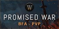 PROMISED WAR BFA PVP COMPETITIVE